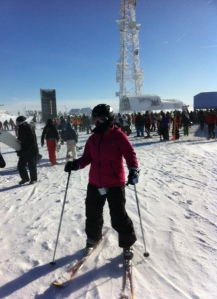 This is what skiing at >-15C looks like!