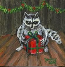 Merry Christmas 'Coon!