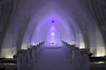 Ice Chapel if you are looking to tie the knot.