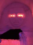 Our creepy room...