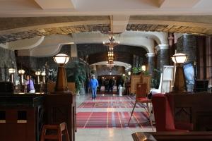 Banff Springs lobby